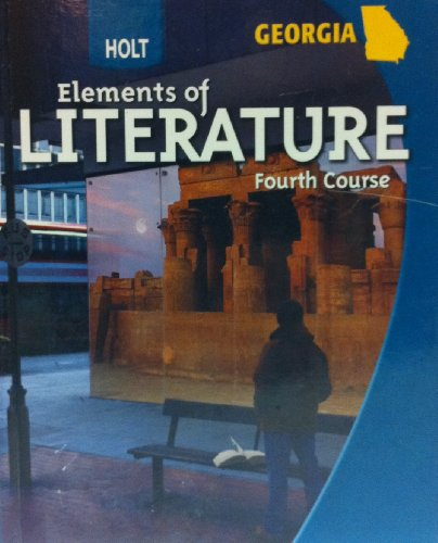 9780030740282: Holt Elements of Literature Georgia: Student Edition Grade 10 2005 (Eolit 2005)