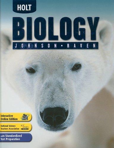 9780030740619: Holt Biology