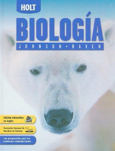 9780030740626: SPA-HOLT BIOLOGIA