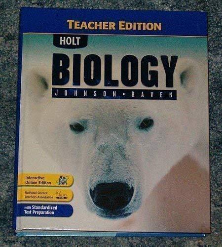 9780030740633: Holt Biology Teacher Edition