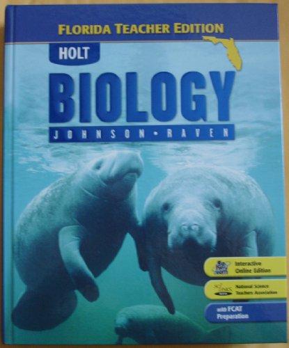 9780030740732: HOLT BIOLOGY, Florida Teacher Edition