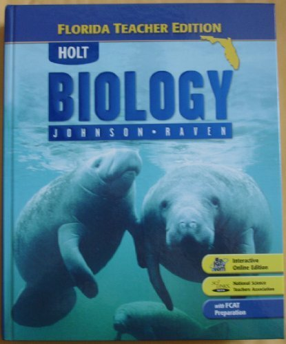 9780030740732: HOLT BIOLOGY, Florida Teacher Edition