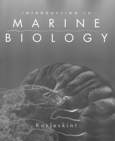 9780030741913: Introduction to Marine Biology