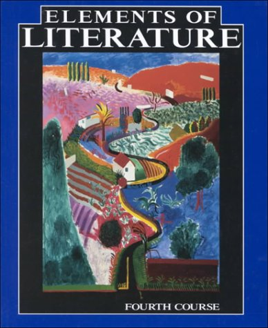 9780030741975: Elements of Literature: 4th Course