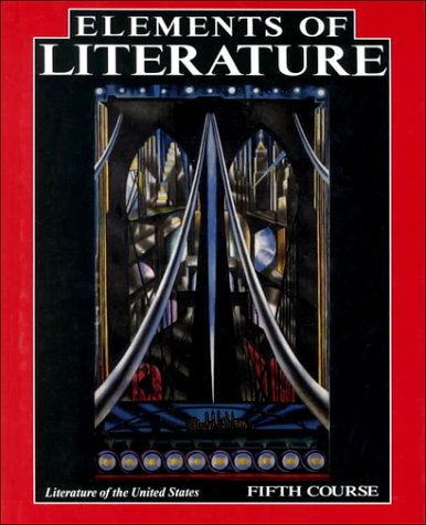 9780030741982: Elements of Literature: Literature of the United States, 5th Course