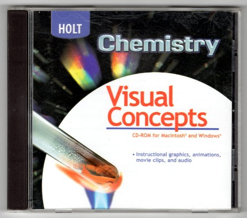 9780030742729: Holt Chemistry: Visual Concepts