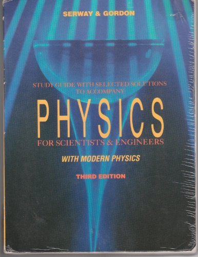 9780030744938: Physics for Science and Engineering