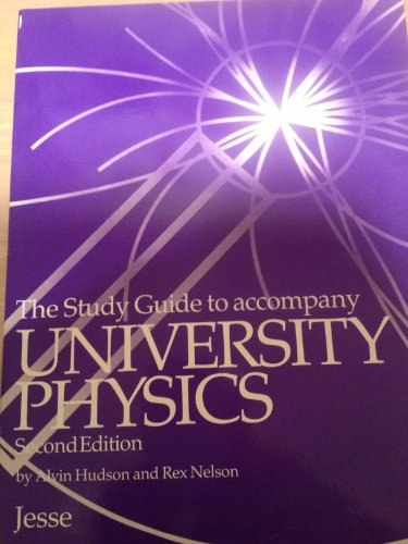 9780030747120: Study Guide for University Physics