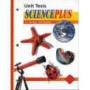 Science Plus 7th Grade Level Red With Source Book