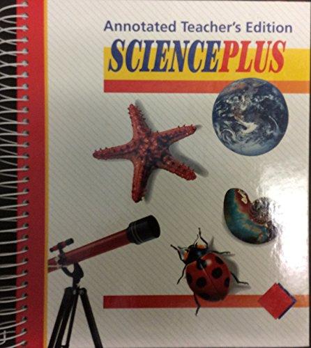 9780030749629: Science Plus 7th Grade Level Red Teacher Edition