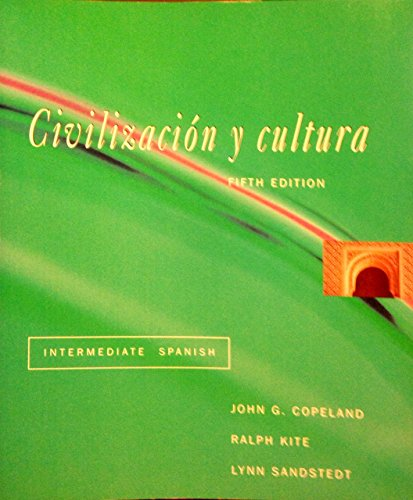 9780030749926: Civilizacion Y Cultura: Intermediate Spanish (Spanish Edition)