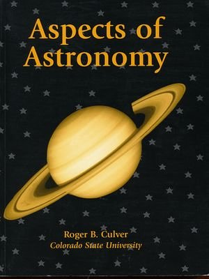 9780030750236: Aspects of Astronomy