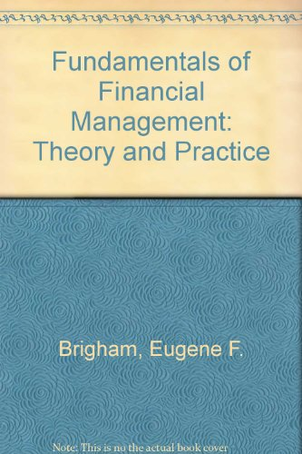9780030753770: Fundamentals of Financial Management: Theory and Practice