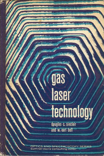 9780030753855: Gas laser technology (Optics and spectroscopy series)