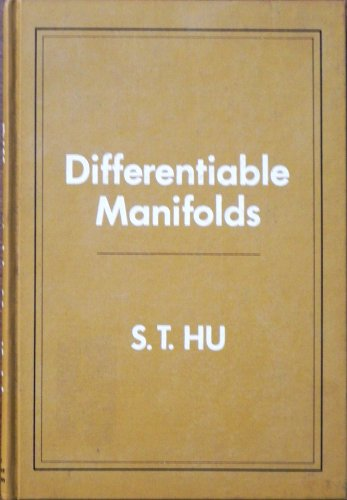 DIFFERENTIABLE MANIFOLDS.: Hu, S. T.