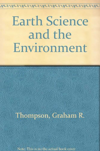 9780030756597: Earth Science and the Environment