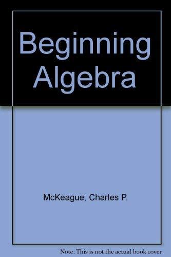9780030756689: Beginning Algebra