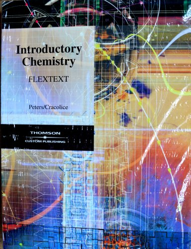 9780030756764: Introductory Chemistry Flextext