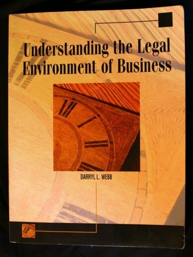 9780030758737: Business Law and Legal Environment