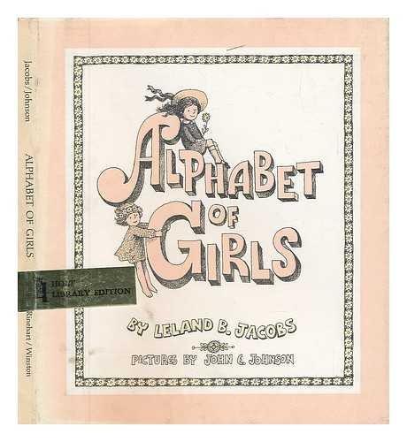 9780030763052: Alphabet of girls