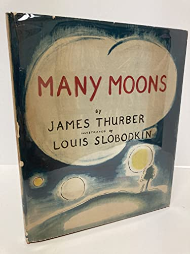 The Man in the Moon: Sky Tales from Many Lands: Alta Jablow, Carl Withers