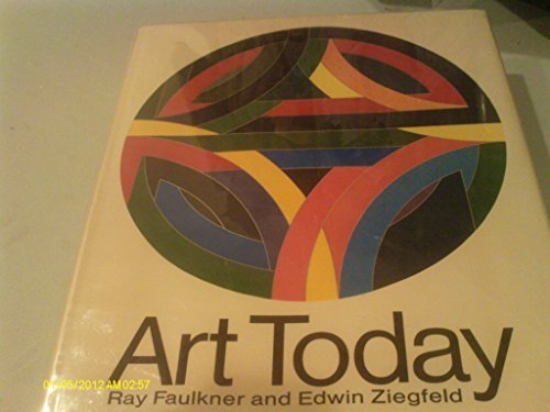 9780030764851: Art today;: An introduction to the visual arts