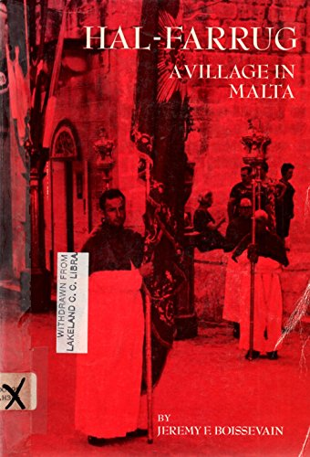 9780030765803: Hal-Farrug: Village in Malta (Case Studies in Cultural Anthropology)