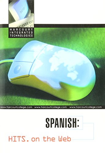 9780030766640: Spanish: HITS.on the Web