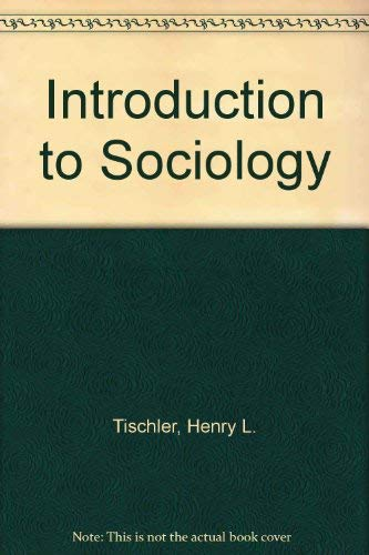 9780030766817: Introduction to sociology