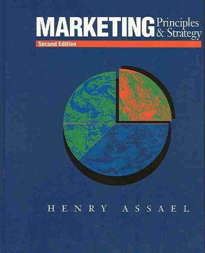 9780030767081: Marketing Principles and Strategy
