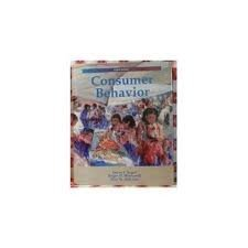 9780030767517: Consumer Behaviour (The Dryden Press Series in Marketing)