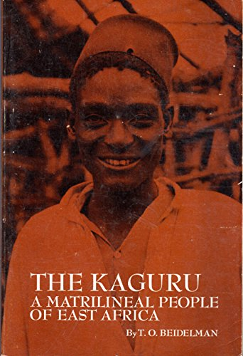 9780030767654: The Kaguru: A Matrilineal People of East Africa (Case Studies in Cultural Anthropology)