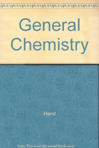 9780030768316: General Chemistry