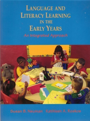 9780030768460: Language and Literacy Learning in the Early Years