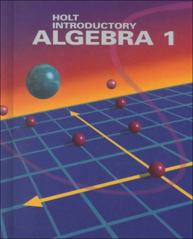 Introductory Algebra 1: Russell F. Jacobs