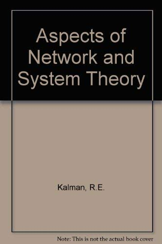 9780030772207: Aspects of Network and System Theory