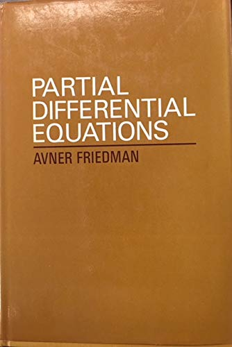 9780030774553: Partial Differential Equations