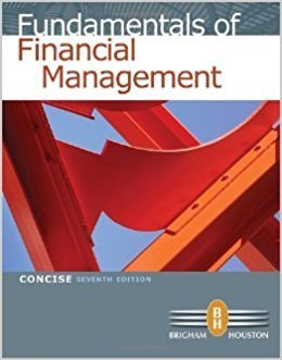 9780030776090: Fundamentals of Financial Management (University of Phoenix Special Edition Series)