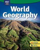 9780030780721: Geography's Impact: World Geography (Holt Social Studies Video Program)