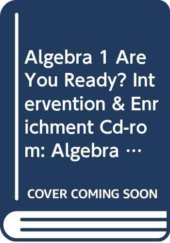 Holt Math-Algebra 1, Geometry, Algebra 2-Are You: Unknown