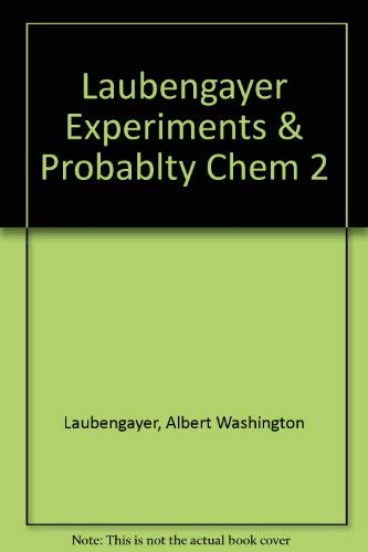 9780030783807: Experiments and Problems in General Chemistry