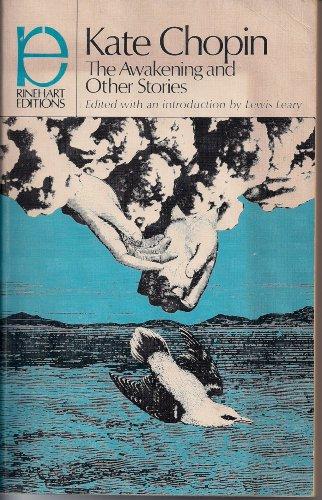 9780030783951: Kate Chopin Short Stories (Rinehart Editions, 142)