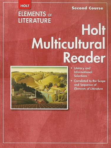 9780030785931: Holt Multicultural Readers: Student Edition Second Course