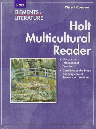 9780030785948: Holt Multicultural Readers: Student Edition Third Course