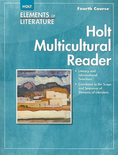 9780030785962: Holt Multicultural Readers: Student Edition Fourth Course