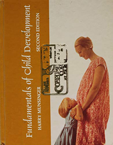 9780030786051: Fundamentals of child development