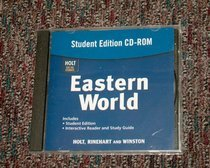 9780030786877: Holt Social Studies: Eastern World: Differentiated Instruction Modified Worksheets and Tests CD-ROM