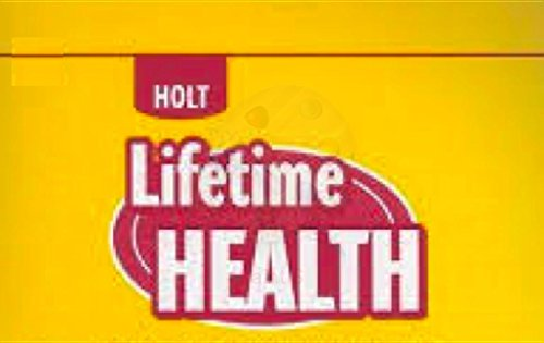 Holt Lifetime Health, Chapter Resource File 6