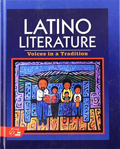 9780030789649: HRW Library: Latino Literature: Voices in Tradition