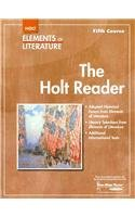 9780030790249: Holt Reader-Elements of Literature (Fifth Course)